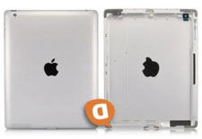 Capa Traseira Apple Ipad 2 Wifi Original