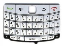 Teclado Blackberry 9700 Qwerty Branco Original