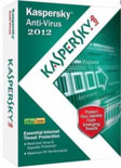 Anti Virus Kaspersky 2012 Retail Box