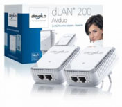 Devolo DLan 200 AV Duo Starter Kit