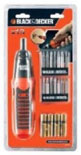 Maquina Black and Decker 19pcs