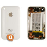 Capa Traseira Iphone 3GS 32GB Branca com Flexs e Bateria