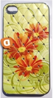 Capa Protetora Diamond  Bouquet  Iphone 5, Iphone 5S com Brilhantes