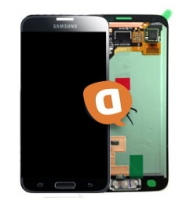 Touchscreen com Display Samsung Galaxy S5 G900F Preto Original