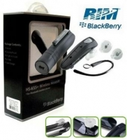 Auricular Bluetooth Blackberry HS-655 + Wireless Headset em Blister (C/ Carregador Isqueiro)