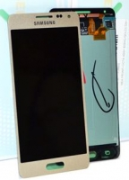 Touchscreen com Display Samsung G850F (Samsung Galaxy Alpha) Dourado