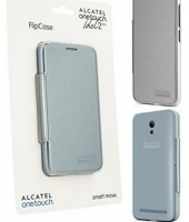Capa Protetora  Flip Book  Alcatel Idol 2 Mini (FC6016) Cloudy Original em Blister