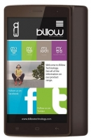 Smartphone Billow S501 HD 5.0 3G 7.0 QuadCore 1.3GHz 8GB Dual Sim Preto