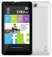 Tablet Billow X700 3G 7.0 QuadCore 1.5GHz 8GB Branco