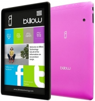 Tablet Billow X100 10.1 QuadCore 1.5GHz 8GB Rosa