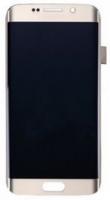 Touchscreen com Display Samsung Galaxy S6 Edge (Samsung G925) Dourado Original