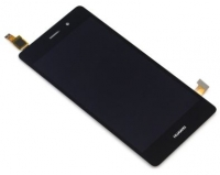 Touchscreen com Display Huawei P8 Lite Preto