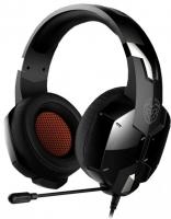 Headset Gaming Nox Krom Kopa  Zero Stereo Preto