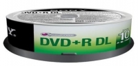 DVD+R Double Layer Sony 10 unidades