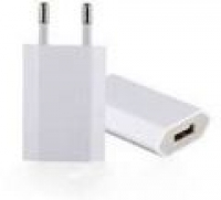 Carregador Adaptador USB Compativel Apple 1A em Bulk