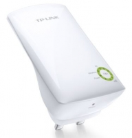 Repetidor TP-LINK 300 Mbps Wi-Fi Extender Branco TL-WA854RE