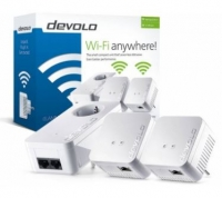 Devolo DLan 550 Wireless Network Kit Powerline