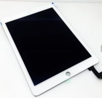 Touchscreen com Display Ipad Air 2 Branco