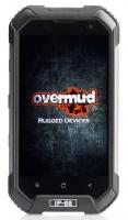 Smartphone OverMud Magnus 900 Preto