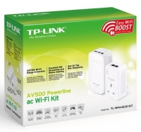 TP-Link AV500 AC Wireless Network Kit Powerline TL-WPA4530