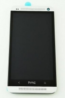 Touchscreen com Display HTC M7 (HTC ONE M7) Cinza