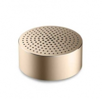 Coluna Xiaomi Bluetooth Speaker Portatil Dourada