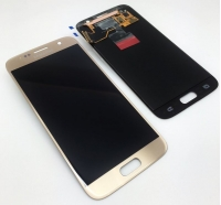 Touchscreen com Display Samsung Galaxy S7 (Samsung G930) Dourado Original