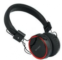 Headphones Bluetooth 3.0 Fontasctic Pogo Stereo Preto em Blister