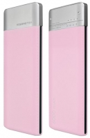 Bateria Externa/Power Bank  Powerstar  DP662 6000mAh 2A Rosa em Blister