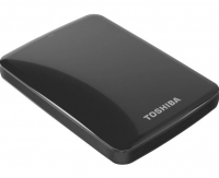 Disco Externo Toshiba Canvio Connect II 1TB 2.5  USB 3.0 Preto