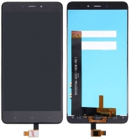 Touchscreen com Display Xiaomi Note 4 Preto