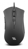 Rato Optico Gaming com fio 1Life GM: Vyper Stealth 3400dpi Preto