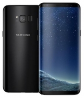 Samsung Galaxy S8 (Samsung G950FZ) 64GB Preto Meia-Noite (Midnight Black) Livre