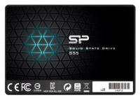 Disco SSD 120GB Silicon Power S55