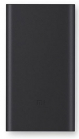 Bateria Externa Xiaomi Power Bank 2 10000 mAh Slim Preta