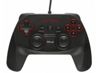 GamePad Trust GXT540 Wired (PC, Laptop, PS3) Preto