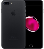 Iphone 7 Plus 128GB Preto Matte Livre (Grade A Usado)