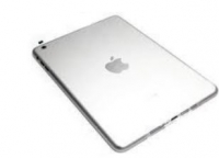 Capa Traseira Ipad Mini 2 (Wifi + 3G) Grey sem flexs