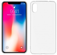 Capa Iphone X, Iphone XS Transparente 0.3mm Slim