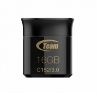 Pendrive 16GB USB 3.0 C152 Team Group Preto