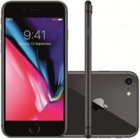 Iphone 8 64GB Preto Livre (Grade A Usado)