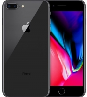 Iphone 8 Plus 64GB Preto Livre (Grade A Usado)