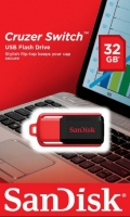 Pendrive Sandisk Cruzer Switch 32GB em Blister