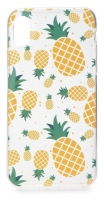 Capa Xiaomi Mi A1 Fashion  Pineapple  Silicone Transparente