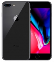 Iphone 8 Plus 64GB Preto Livre (Grade B Usado)