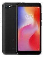 Smartphone Xiaomi Redmi 6A (2GB RAM - 16GB ROM) Preto