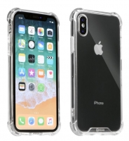 Capa Iphone XS Max  Armor Jelly Case  Silicone Transparente Blister