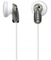 Headphones Sony Stereo MDR-E9LP Jack 3.5mm Cinza em Blister