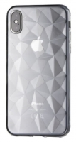 Capa Huawei Honor 9 Lite Silicone Fashion  Prisma  Transparente