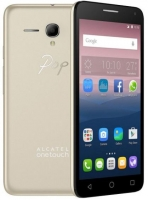 Telemovel Alcatel POP 3 5  (Alcatel OT5015) DS Dourado